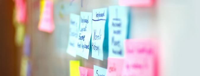 Gemeinsam brainstormen und Lösungen entwickeln