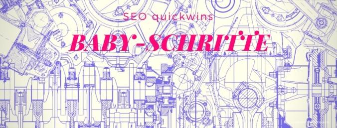 Kleine Schritte für ein besseres Google Rankingn