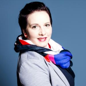Chantal Schmelz - Inhaberin ansprechend GmbH und BootCamp Trainerin bei walk-a-unicorn